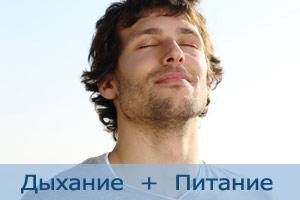 Дыхание и питание в йоге